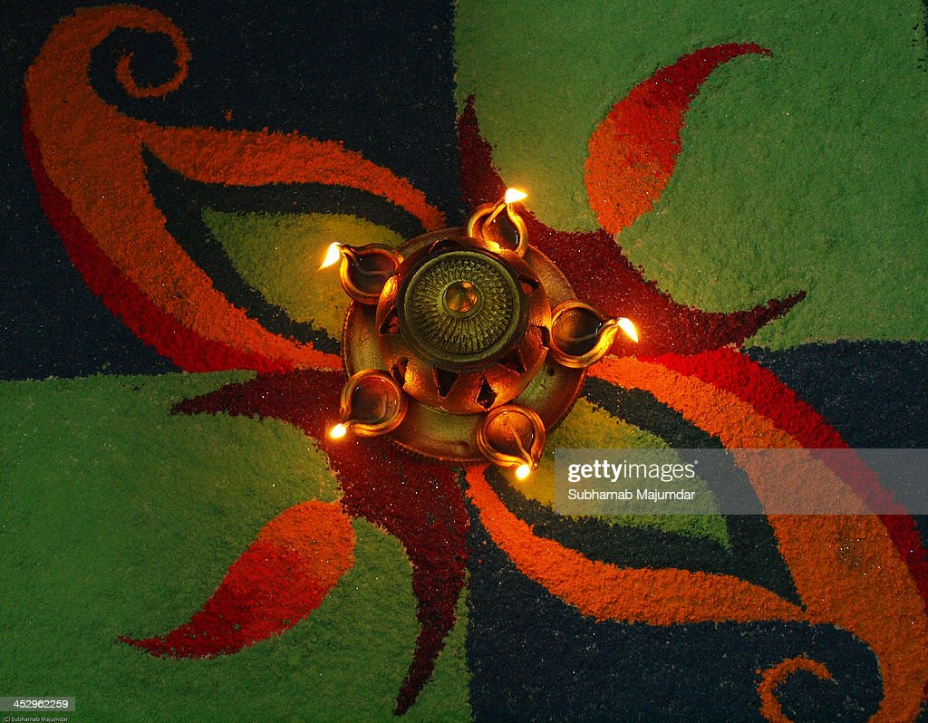 Diwali 2009 : Stock Photo