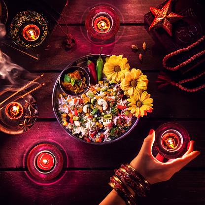 Diwali celebration 493735112