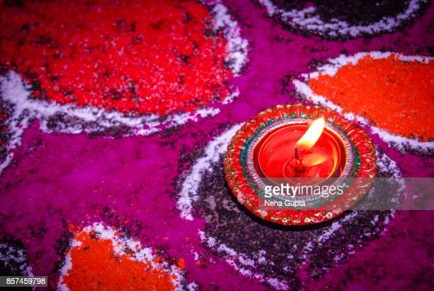 diwali diya - bangalore stock pictures, royalty-free photos & images