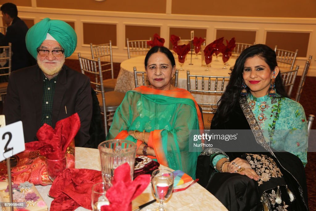 Diwali Gala Celebration held in Mississauga Ontario Canada on 25 November 2017 This luxurious gala event and dinner was a chance for members of the...