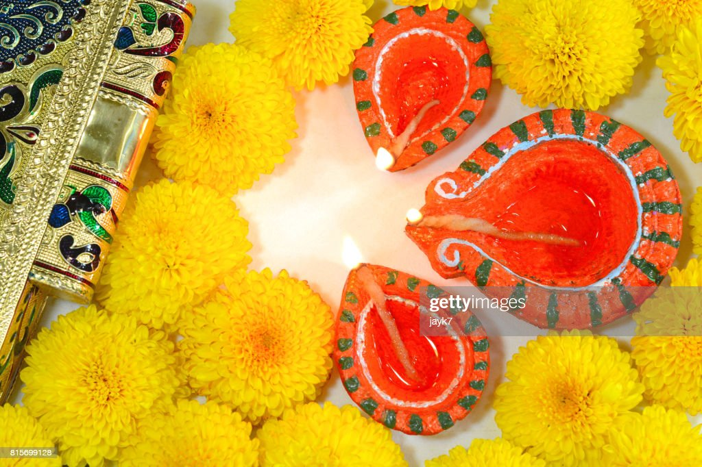 Diwali : Stock Photo
