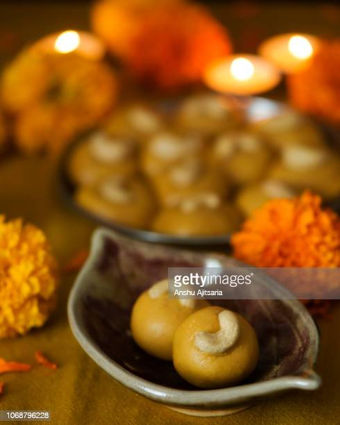 diwali sweets - sweet food stock pictures, royalty-free photos & images