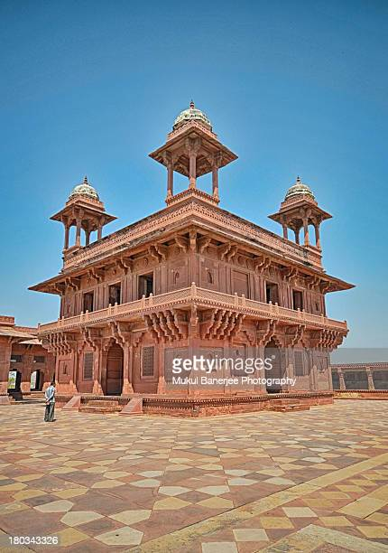 diwan-i-khas, fatehpur sikri, agra - agra fort stock pictures, royalty-free photos & images