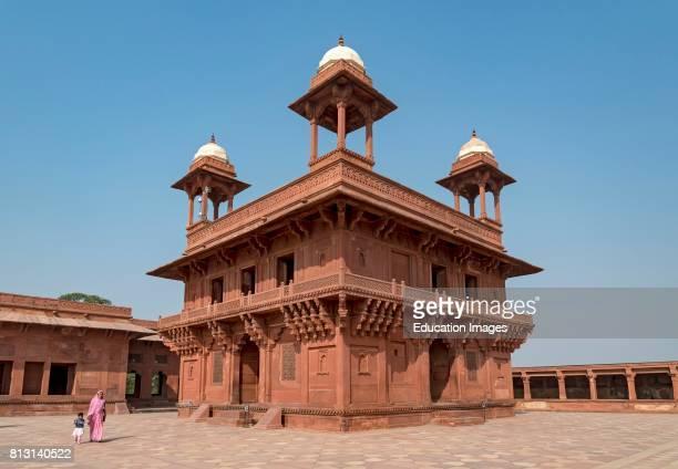 DiwaniKhas Private Audience Hall or Jewel House Fatehpur Sikri India