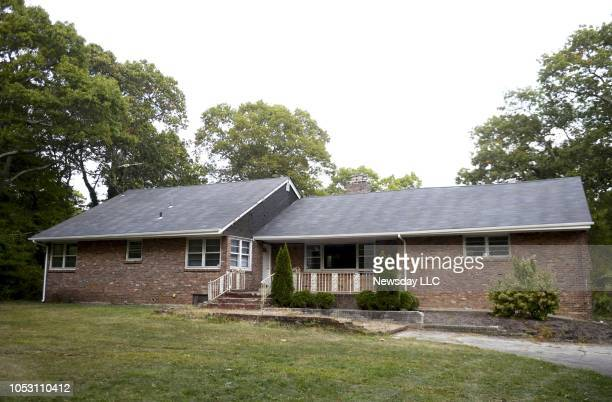 Jazz musician John Coltrane's home on Candlewood Path in Dix Hills New York is pictured on October 4 2013 On October 9 the home was named a national...