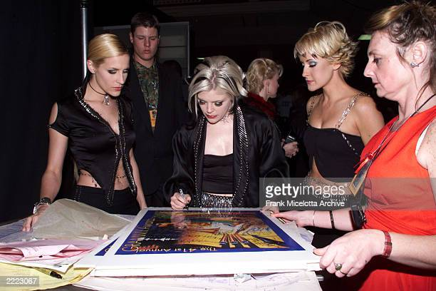 Dixie Chicks at the 1999 Grammy Awards held in Los Angeles CA on February 24 1999 Photo by Frank Micelotta/ImageDirect