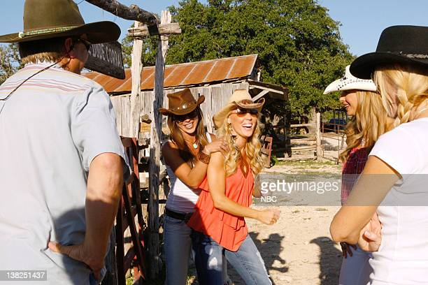 COUNTY Dixie Dude Ranch Pictured Fernanda Rocha Gretchen Rossi Alexis Bellino Peggy Tanous