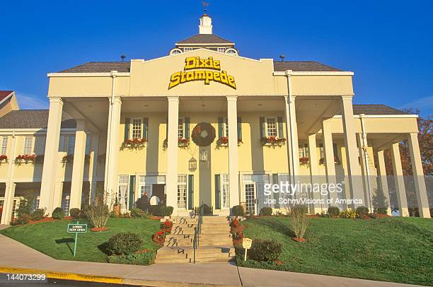 Dixie Stampede Ozark Mountain Entertainment Center Branson MO