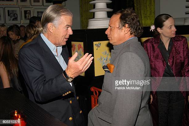 Dixon Boardman and Jonathan Becker attend ABY ROSEN Birthday Celebration at Chinatown Brasserie on May 15 2006 in New York City