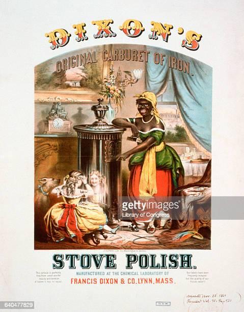 Dixon's Stove Polish Advertisement