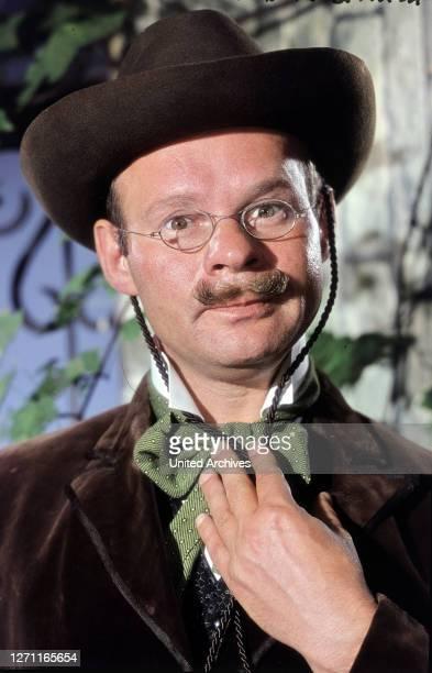 Yug/ 1968 / Harald Reinl RALF WOLTER als Sam Hawkins P/ Porträt/A. Grimm.