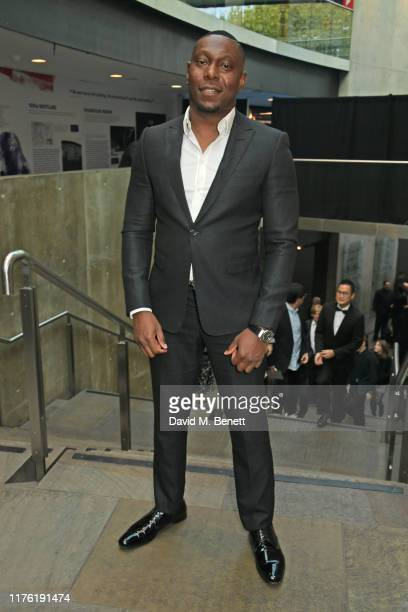 Dizzee Rascal attends The Q Awards 2019 at The Roundhouse on October 16, 2019 in London, England.