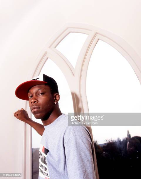 Dizzee Rascal is a British MC, rapper, songwriter and record producer, 2003.