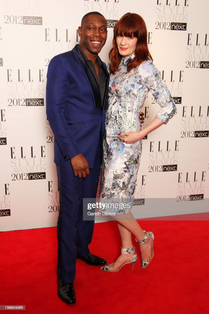 ELLE Style Awards 2012 - Press Room