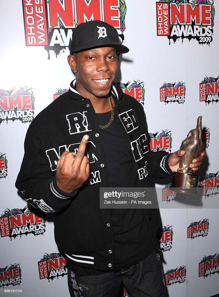 Shockwaves Nme Awards 2009 Press Room London News Photo