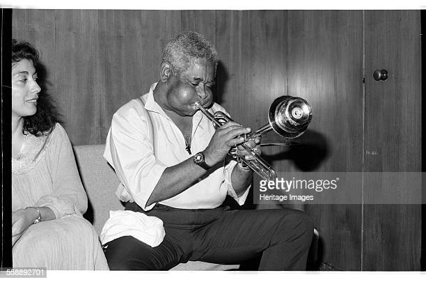 Dizzy Gillespie Capital Jazz Royal Festival Hall London 1985 Artist Brian O'Connor