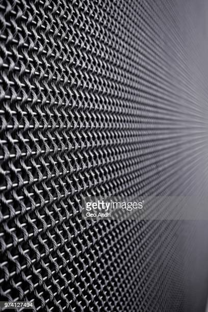 dizzy metal - chrome stock photos and pictures