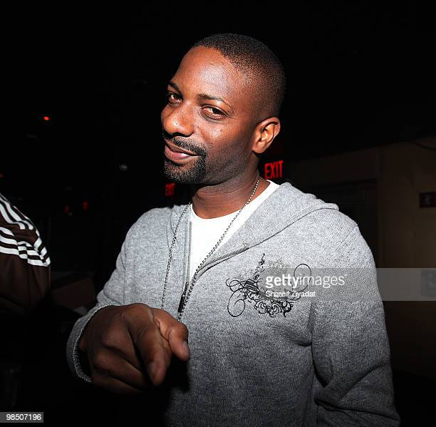 Dj Irie visits M2 Ultra Lounge on April 16, 2010 in New York City.