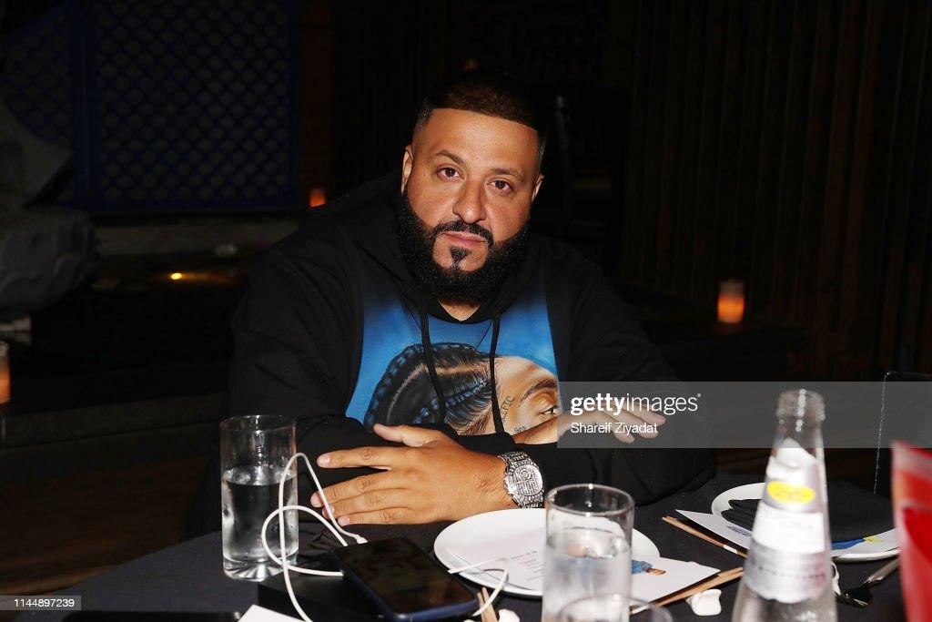 NY: DJ Khaled Album Release Party