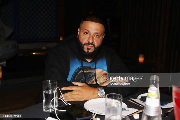 Dj Khaled attends DJ Khaled Album Release Dinner at TAO on May 18 2019 in New York City