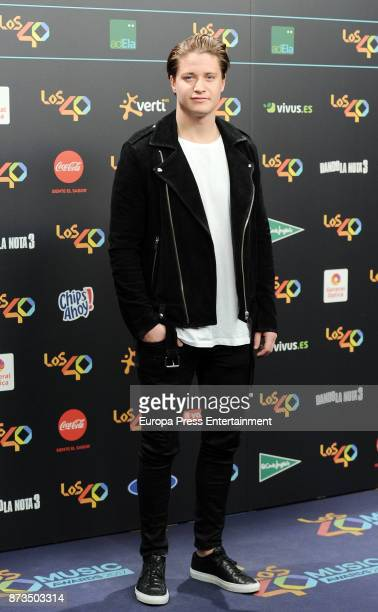 Dj Kygo attends '40 Principales Awards' 2017 on November 10 2017 in Madrid Spain