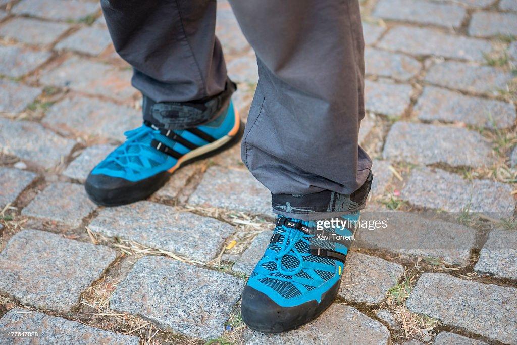Descripción del negocio vacío Hay una tendencia  Dj Matt Haze wears Adidas trainers during day 1 of Sonar Music... News  Photo - Getty Images