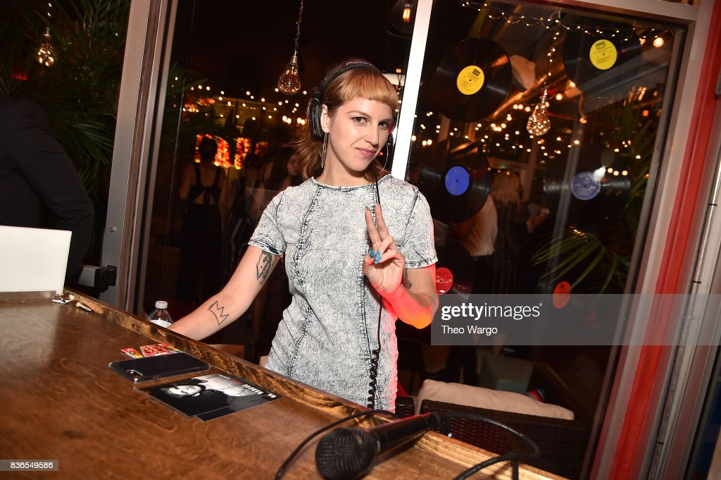 Dj Rio Bamba attends the 'Narcos' Season 3 New York Screening After party on August 21, 2017 in New York City.