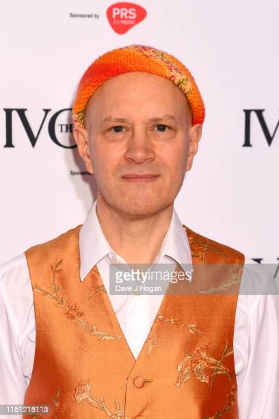 Django Bates attends The Ivors 2019 at Grosvenor House on May 23, 2019 in London, England.