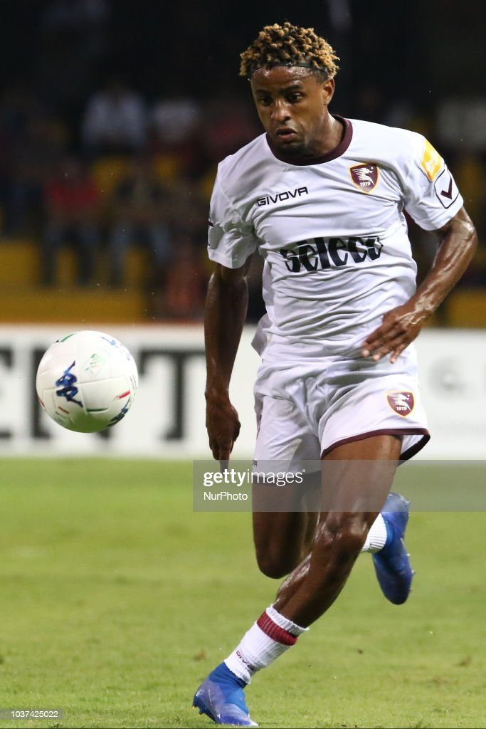 Benevento Calcio v US Salernitana - Serie B