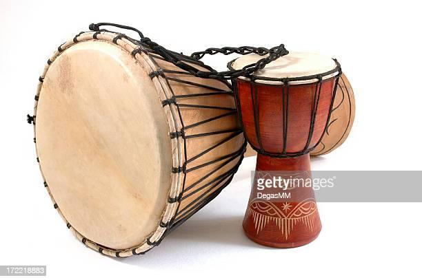 Djembé tambours Groove