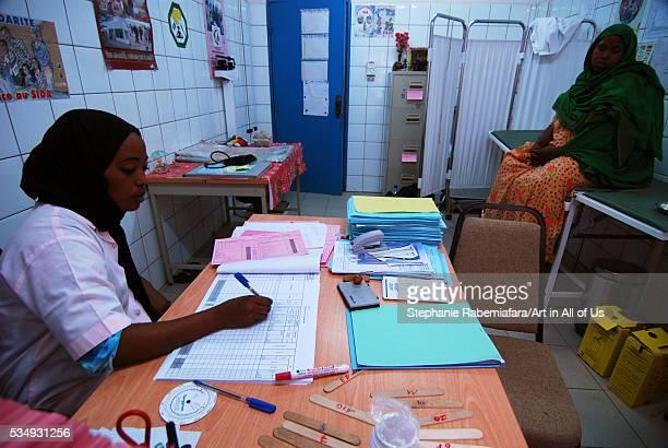 Djibouti Djibouti city prenatal consultation and vaccination