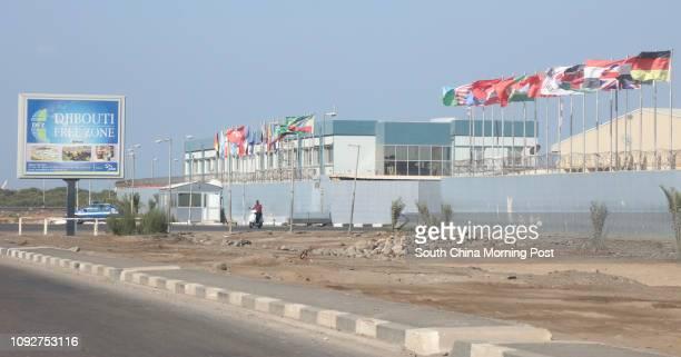 DMP Djibouti in East Africa 11JAN17