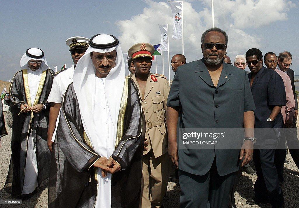 Natiijada sawirka Djibouti and DP World