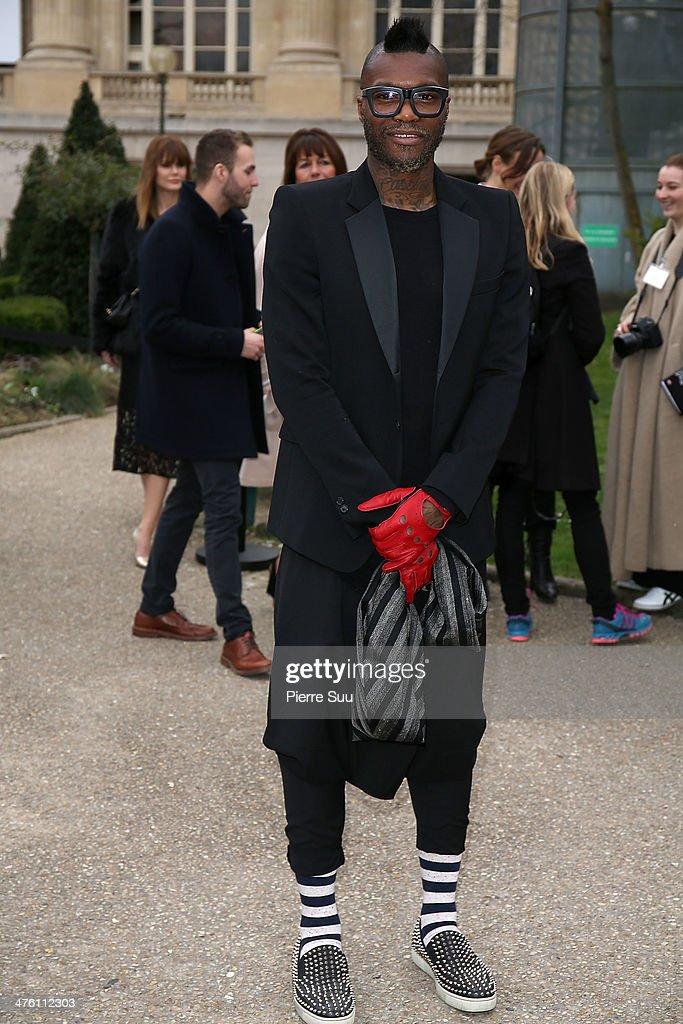Chloe : Outside Arrivals  - Paris Fashion Week Womenswear Fall/Winter 2014-2015