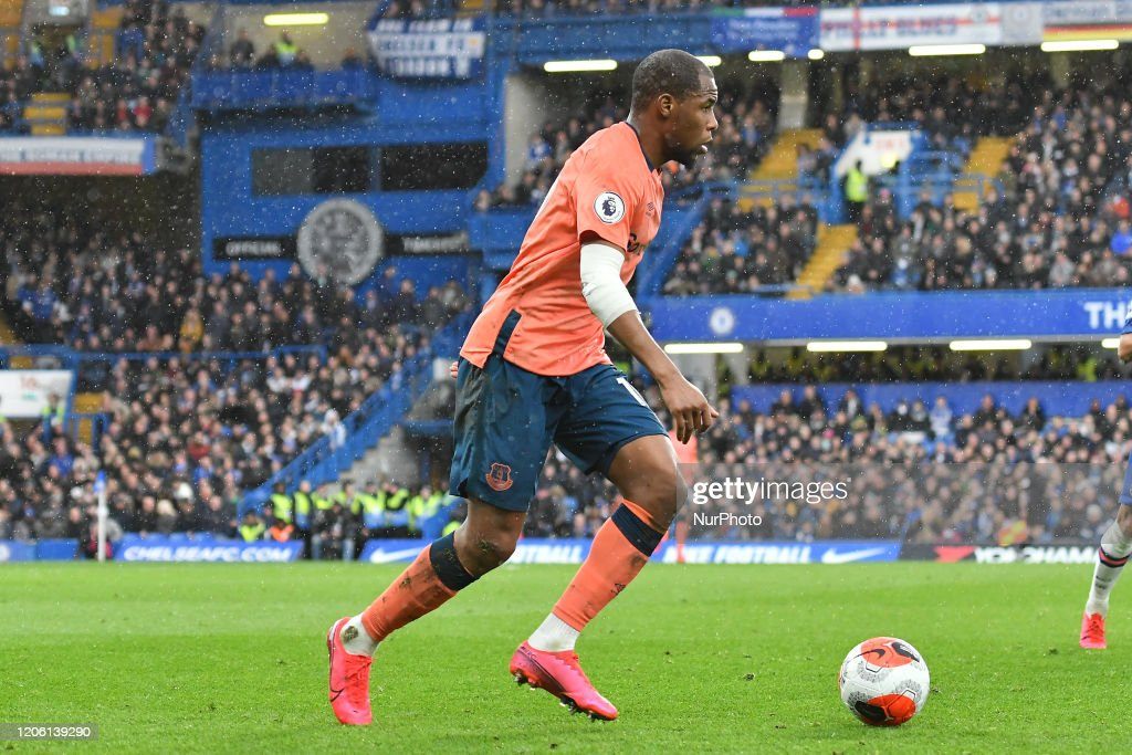 Chelsea v Everton - English Premier League : Photo d'actualité