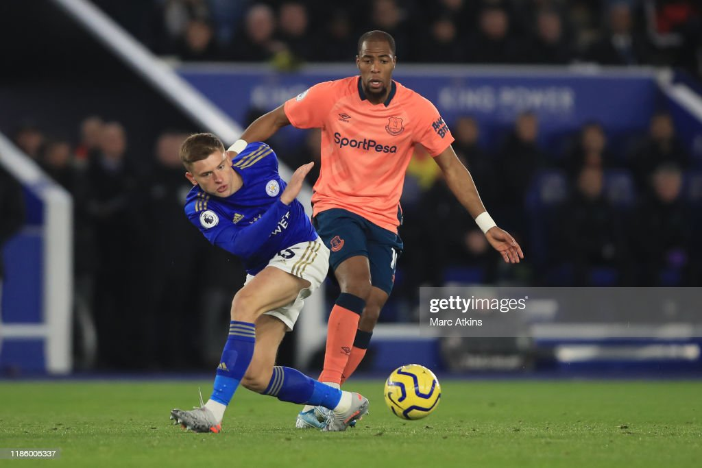 Leicester City v Everton FC - Premier League : News Photo
