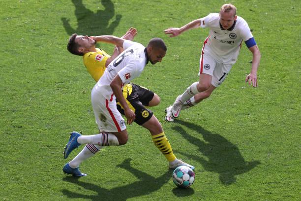 DEU: Borussia Dortmund v Eintracht Frankfurt - Bundesliga