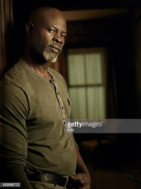 Djimon Hounsou as CJ in season two of WAYWARD PINES premiering Wednesday May 25 on FOX