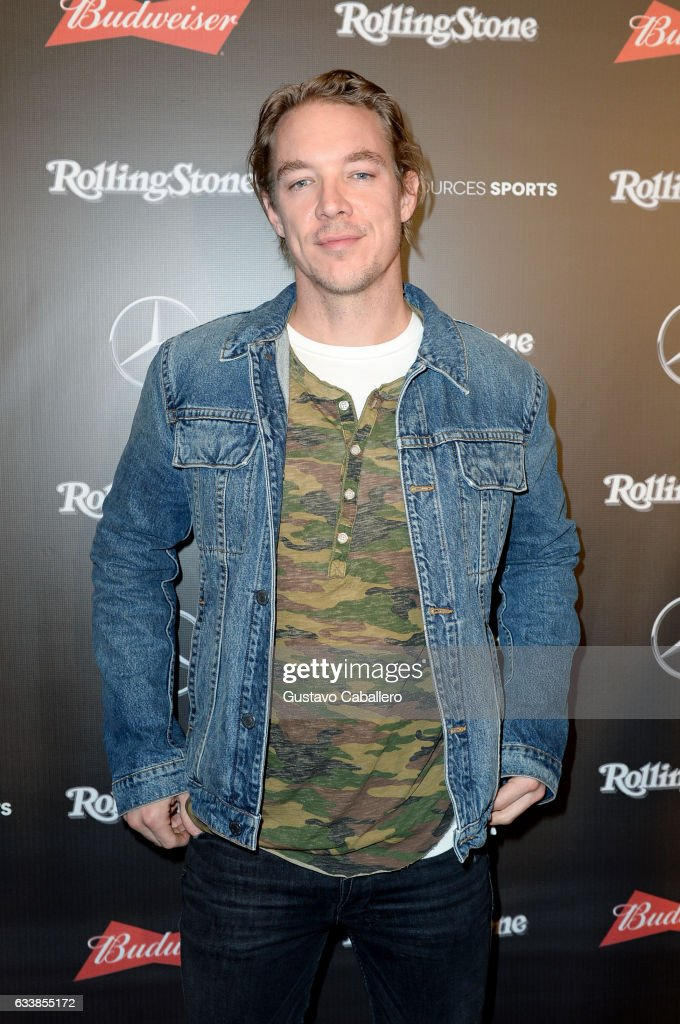 Rolling Stone Live: Houston presented by Budweiser and Mercedes-Benz. Produced in partnership with Talent Resources Sports. - Arrivals