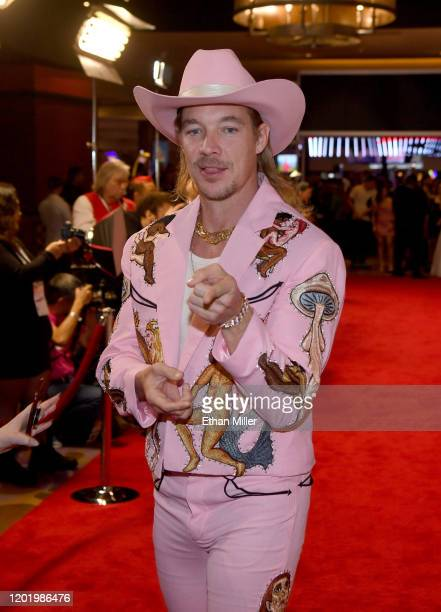 Producer Diplo attends the 2020 Adult Video News Awards at The Joint inside the Hard Rock Hotel & Casino on January 25, 2020 in Las Vegas, Nevada. On...