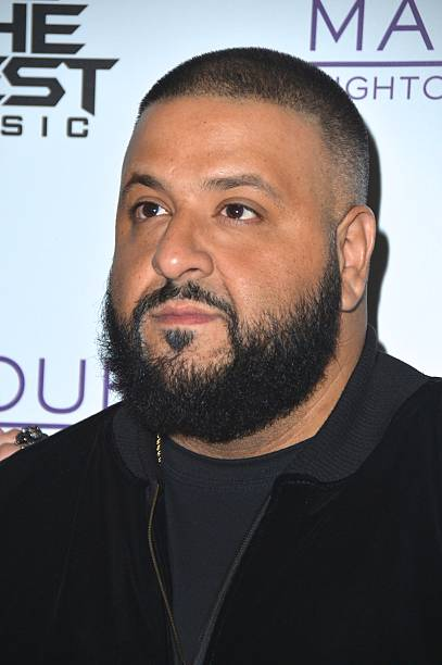 DJ Producer Khaled Arrives At The Marquee Nightclub Cosmopolitan Of Las Vegas