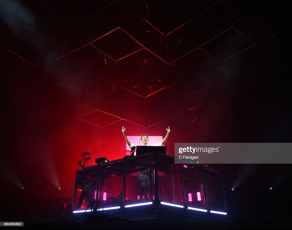 DJ/Producer Flume performs during the 2017 Bonnaroo Arts And Music Festival on June 10 & 2017 Bonnaroo Arts And Music Festival - Day 3 Photos and Images ... azcodes.com