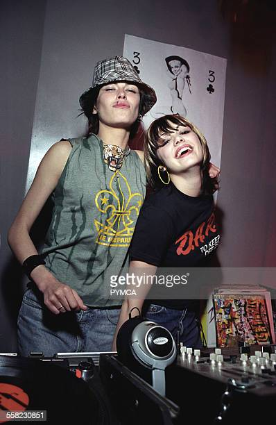 DJs Queens of Noize UK 2000's