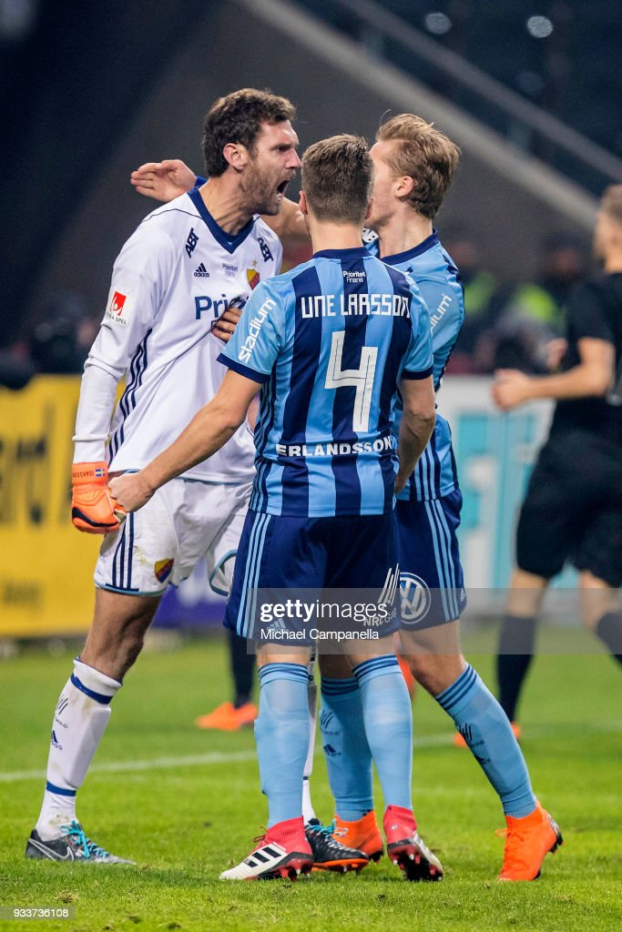 AIK v Djurgardens IF - Swedish Cup Semi-Final
