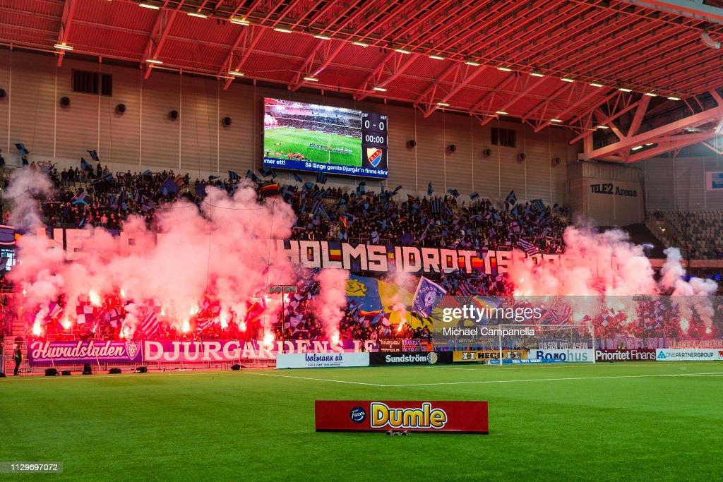 Djurgardens IF v Hammarby IF - Svenska Cupen : News Photo