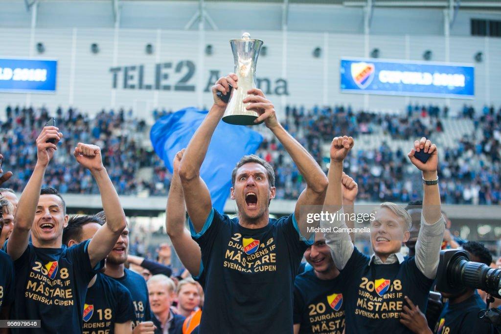 Djurgardens IF v Malmo FF - Svenska Cupen Final