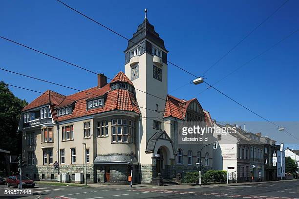 Krefeld, Rhine, Lower Rhine, Rhineland, North Rhine-Westphalia, NRW, D-Krefeld-Fischeln, city hall