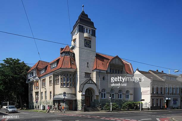 DKrefeld Rhine Lower Rhine Rhineland North RhineWestphalia NRW DKrefeldFischeln city hall