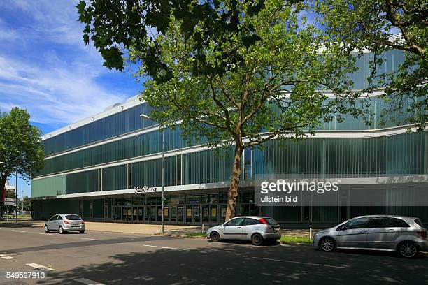 Krefeld, Rhine, Lower Rhine, Rhineland, North Rhine-Westphalia, NRW, Koenigpalast, multipurpose hall, homestead of the Krefeld Pinguine, Deutsche...