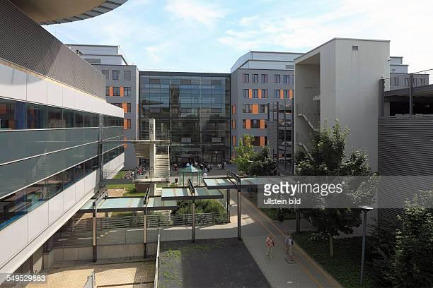 DKrefeld Rhine Lower Rhine Rhineland North RhineWestphalia NRW Helios hospital Krefeld